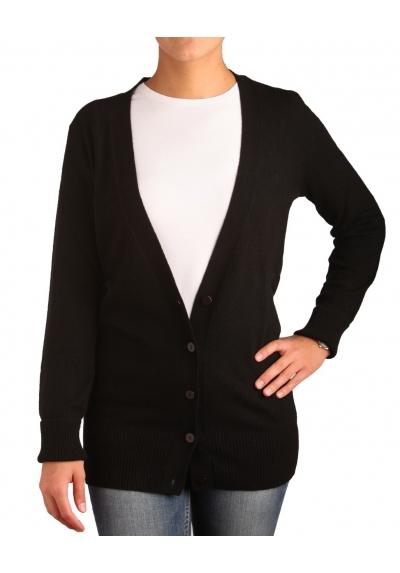 Woman long cardigan